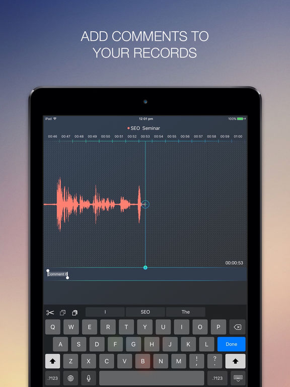 how to download a voice recording from iphone