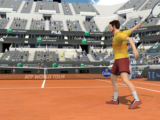 Tennis World Tour 2 Screenshots