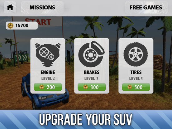 SUV 4x4 Rally Driving Full - Be a truck driver! Screenshots