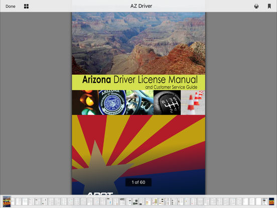 DMV Test Prep - Arizona iPad Screenshot 5