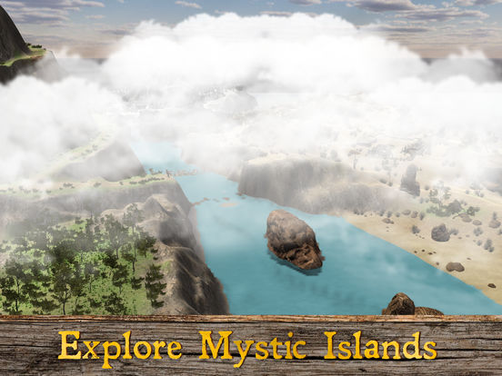 Mystic Island Survival 3D Full screenshot 9