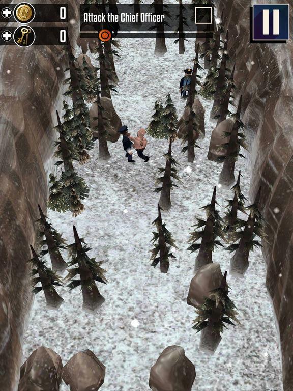 Скачать игру Winter Fugitives 2: Chronicles
