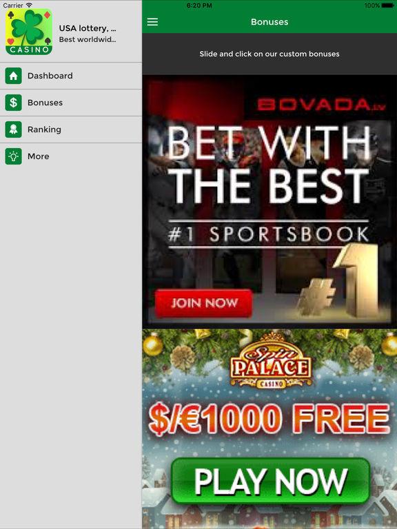 online casino usa games twist login