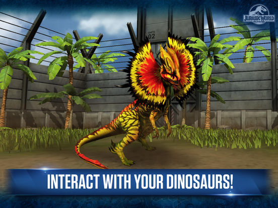 Jurassic World™: The Game Screenshots