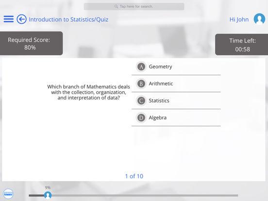 Statistics for iPad iPad Screenshot 3