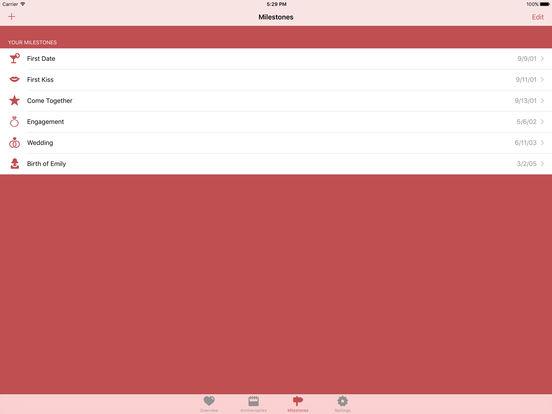 Relationship Calc iPad Screenshot 3