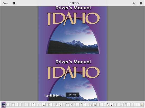 DMV Test Prep - Idaho iPad Screenshot 5