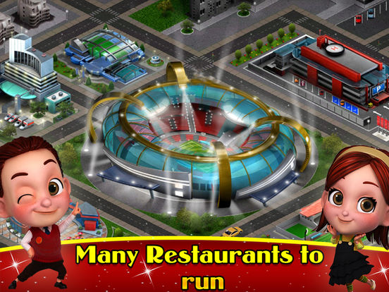 Soccer Stadium Fast-Food Cafeteria : Play best Master-Chef Ham-burger & Pizza Cooking Restaurantscreeshot 3