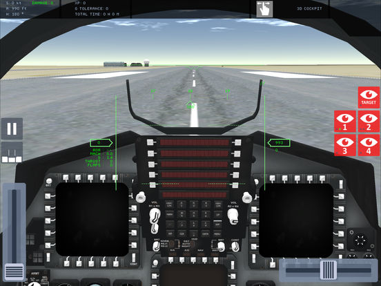 Special Air Wing - Flight Simulator Screenshots