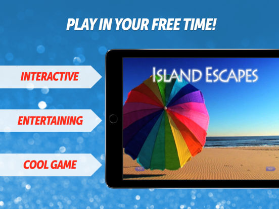 Island Escapes - Relax in quiet survivor tv show like islands iPad Screenshot 1