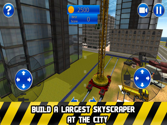 City Building Construction Simulator 3D Full Screenshots
