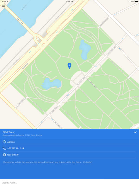 Relay – Multiple Location Maps screenshot 8