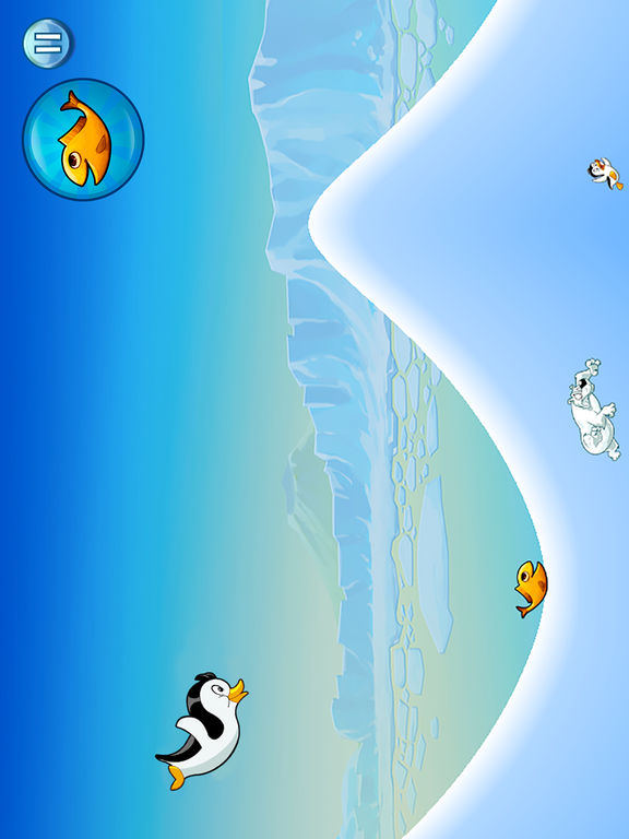 Racing Penguin бесплатно - лучшие игры для детей