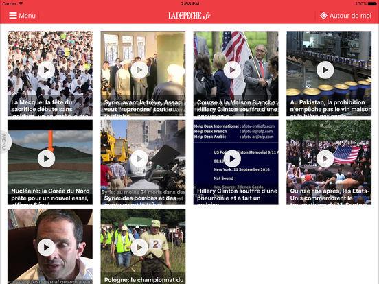 La Dépêche iPad Screenshot 4