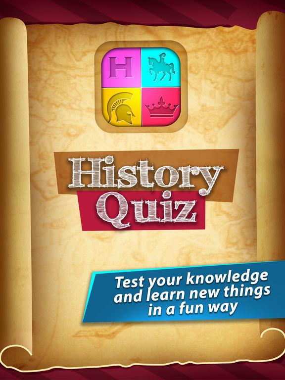 History Quiz Game - Multiplayer screenshot