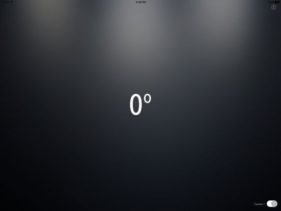 iNiveau iPad Screenshot 1