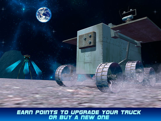 Moon Offroad Truck Driving Simulator Full screenshot 7