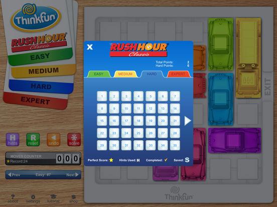 Rush Hour iPad Screenshot 2