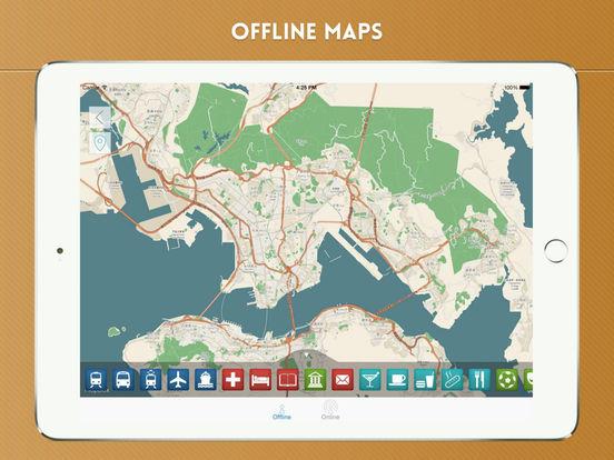 Travel Vancouver iPad Screenshot 5