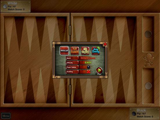 Backgammon Lite iPad Screenshot 4