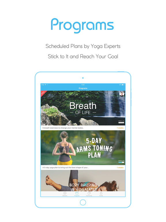 Daily Yoga - Lose Weight, Get Relief screenshot