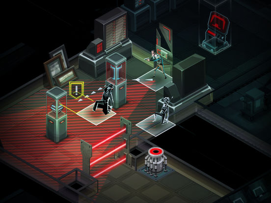 Invisible, Inc. Screenshots