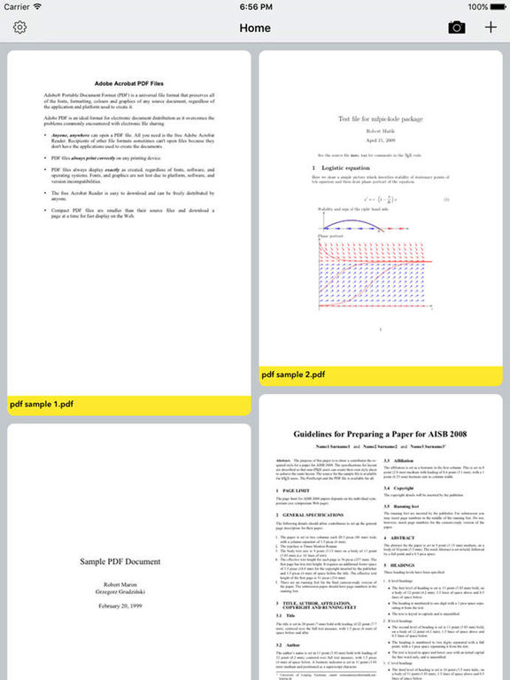 PDFMate PDF Converter Screenshots