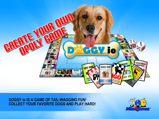 Doggy io (opoly) Screenshots