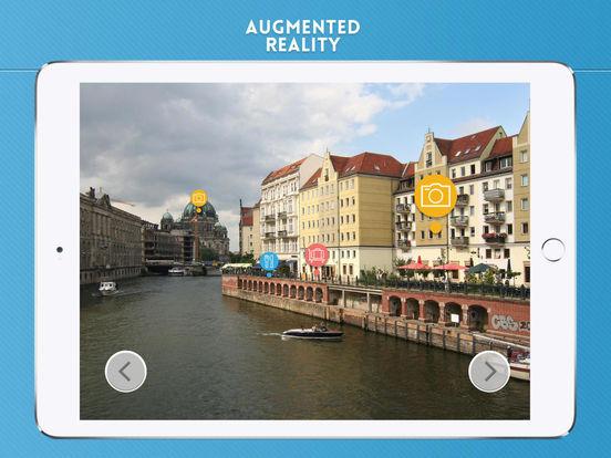 Berlin: Travel Guide iPad Screenshot 2