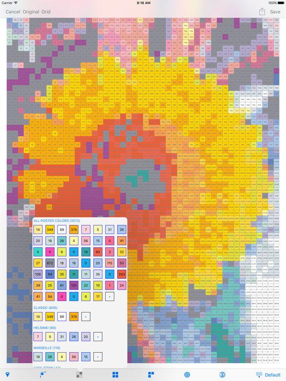 Posted - Sticky Note Mosaic Generator Screenshots