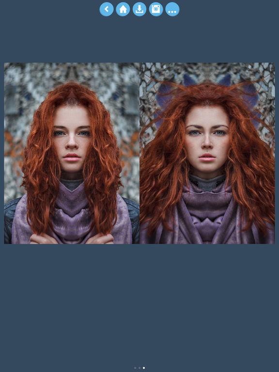 FaceSym - Face Symmetry Test Screenshots