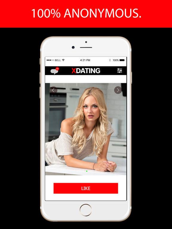 anonymous dating app escort online
