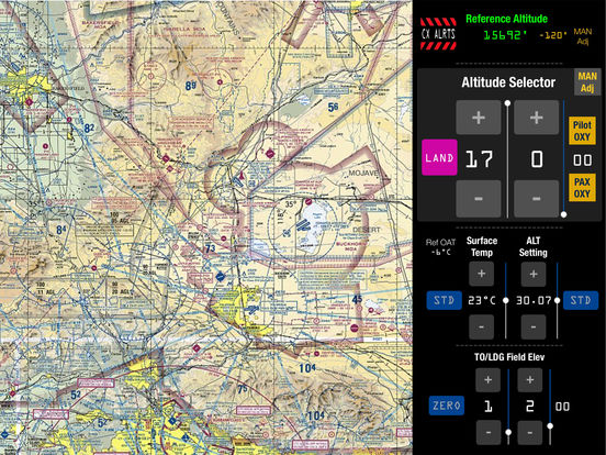 AltitudeAlert Screenshots