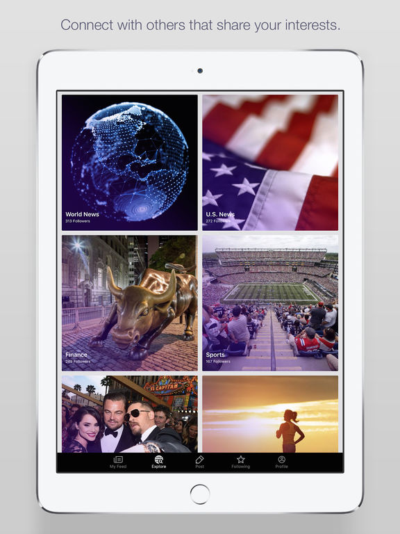 Yahoo - News, Finance, Business, Sports & More screenshot