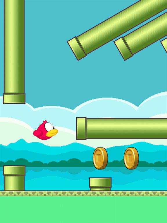 Fly Bird - Speed Скриншоты5
