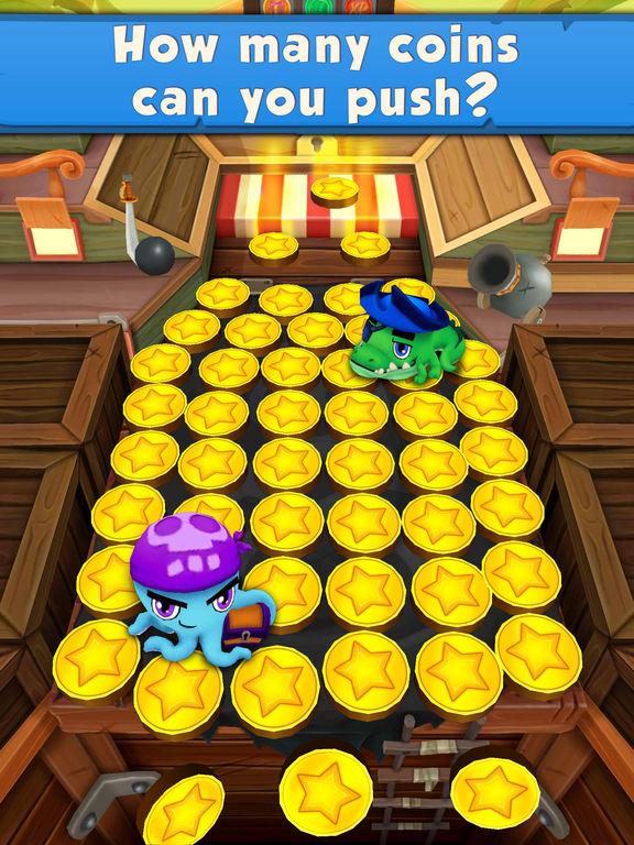 coin dozer puzzle pieces