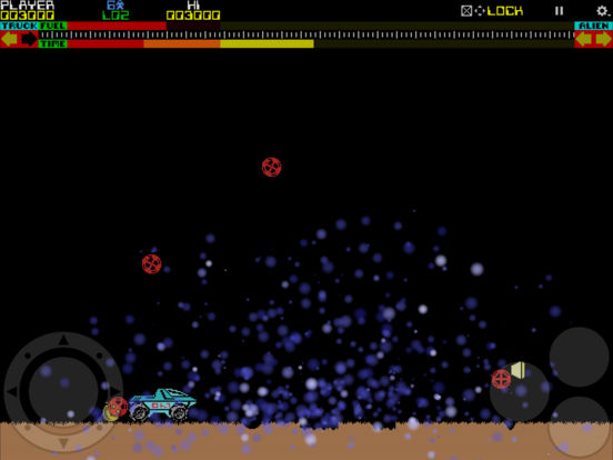 Jetman Reloaded iPad Screenshot 3