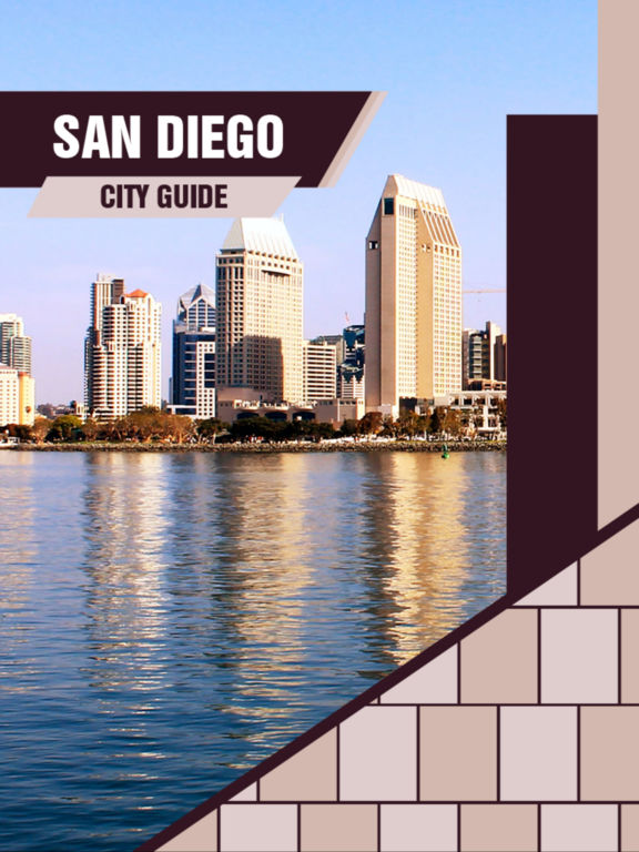 san diego tourist guide on the app store. Black Bedroom Furniture Sets. Home Design Ideas