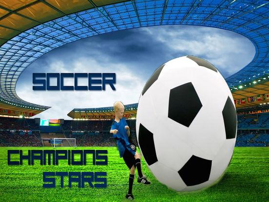 Футбол чемпионов Звезды Скриншоты6