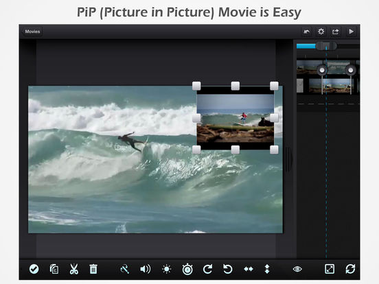 Cute CUT Pro - Full Featured Video Editor Screenshots