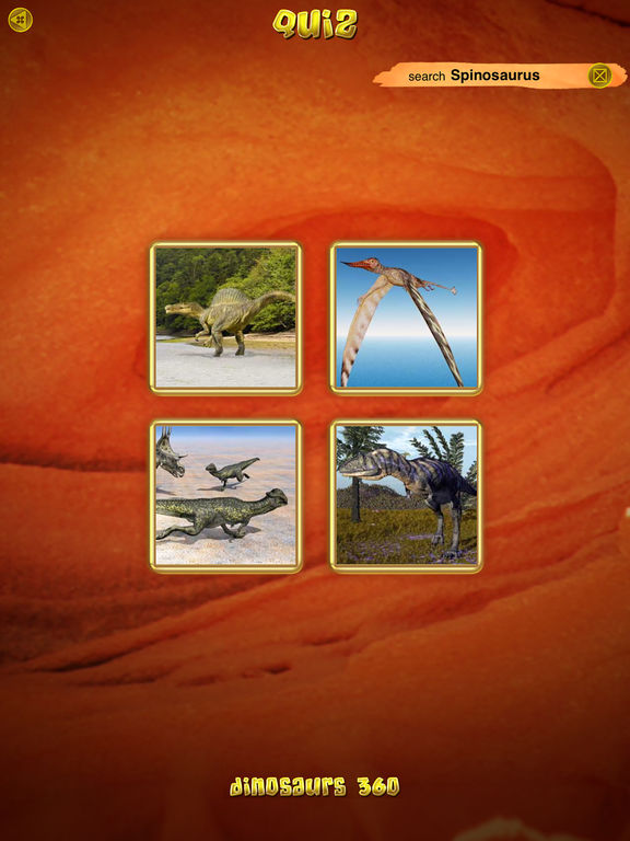 Screenshots for Dinosaurs 360