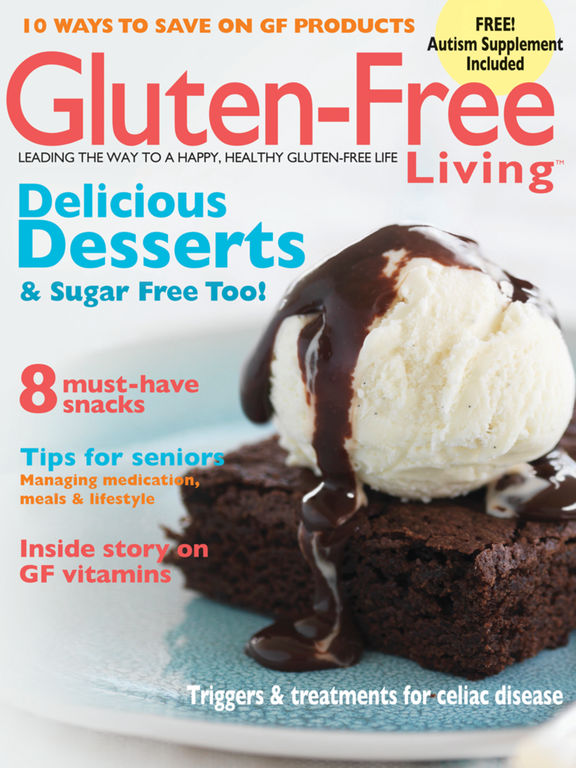 Gluten-Free Living Screenshots