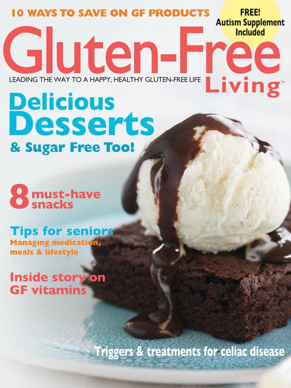 Gluten-Free Living Screenshots