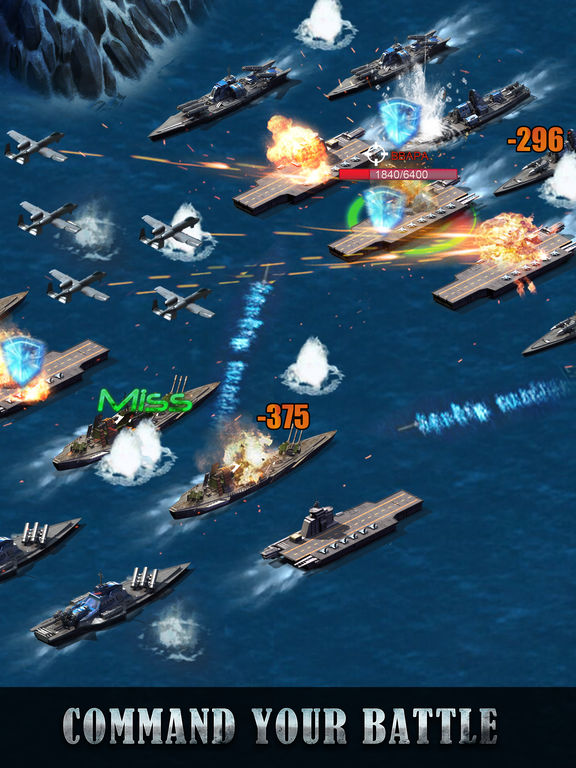 Decisive Battle Pacific Screenshots
