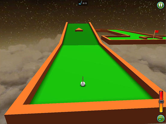 3D Mini Golf HD iPad Screenshot 2