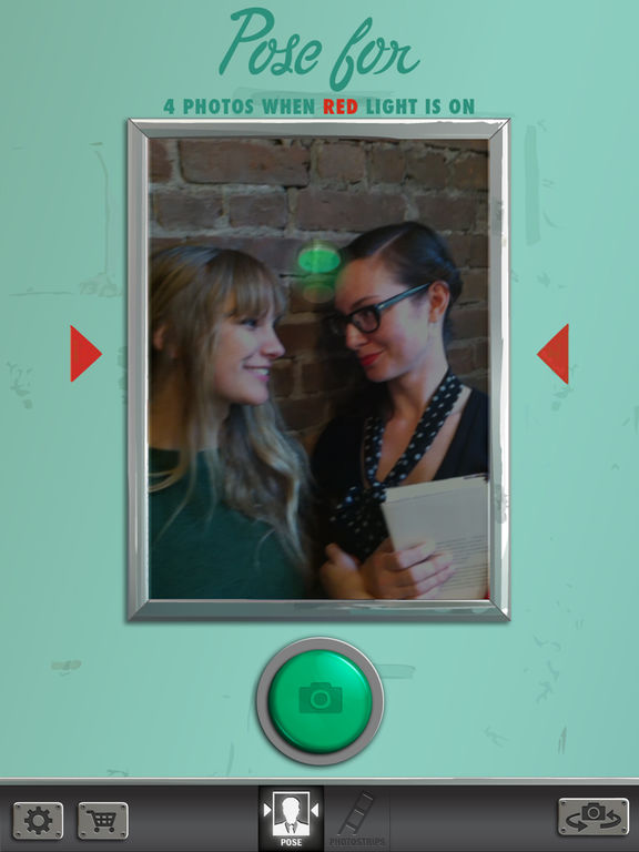 Pocketbooth - the photo booth in your pocket Screenshots