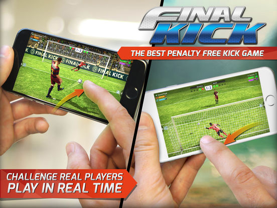 Final Kick: The best penalty free kick game Screenshots