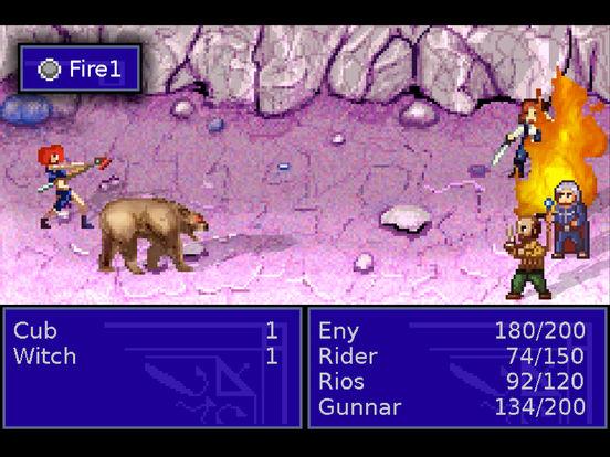 Monster RPG 2 iPad Screenshot 1
