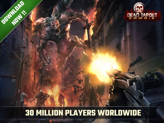 DEAD TARGET: Zombie screenshot
