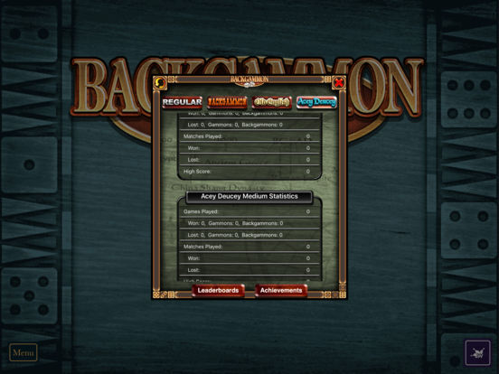 Backgammon Lite iPad Screenshot 5